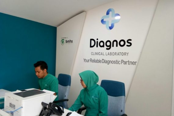 Front Office Lab Diagnos